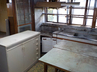 台所のアフター