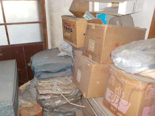 部屋6(納戸)のビフォア