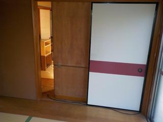 部屋1のアフター