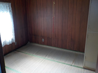 部屋1・部屋2・部屋3のアフターのみ(4枚)