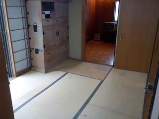 部屋2のアフター