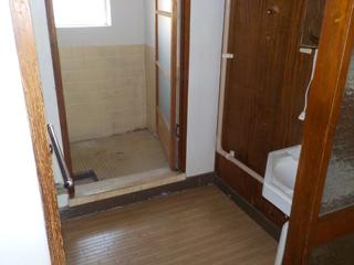 (部屋1)洗面のアフター