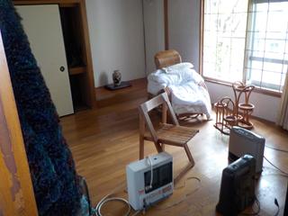 (部屋1)部屋2ビフォア