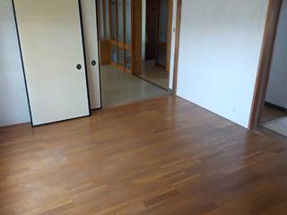 (部屋1)部屋2アフター