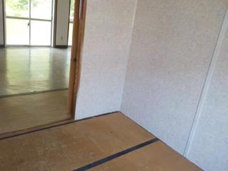 (部屋1)部屋3のアフター