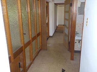 (部屋2)玄関のアフター