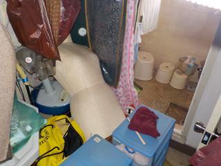 (部屋2)洗面のビフォア