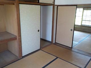 (部屋2)部屋3のアフター