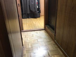 3階廊下のアフター