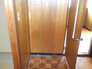 1階廊下のアフター