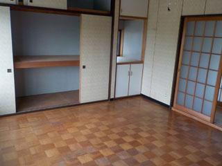 2階部屋5のアフター