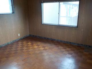 2階部屋7のアフター