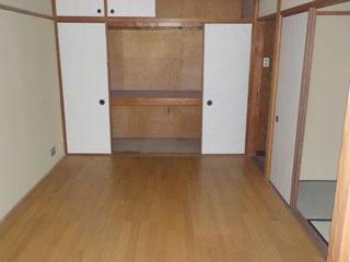 2階部屋6のアフター