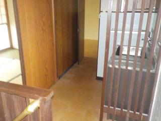 2階廊下2のアフター