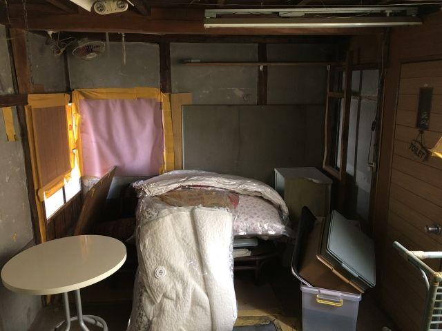特殊清掃(消臭・ハウスクリーニング)が必要な部屋