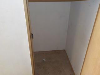廊下物置のアフター