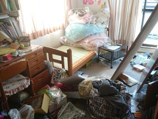 部屋3のビフォア