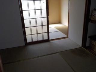 部屋2部屋1のアフター