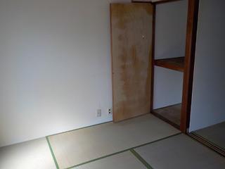 部屋2部屋2のアフター