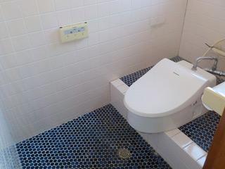 2Fトイレのアフター