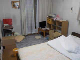 部屋4のビフォア