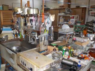 厨房のビフォア