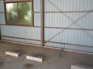 車庫のアフター