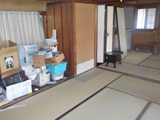 部屋3(床の間)のアフター