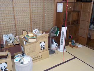 部屋4(仏間)のビフォア