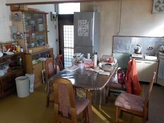 台所のビフォア
