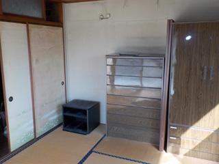 部屋4のアフター