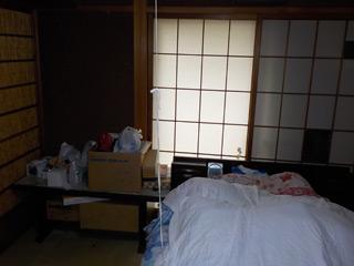 部屋6のアフター
