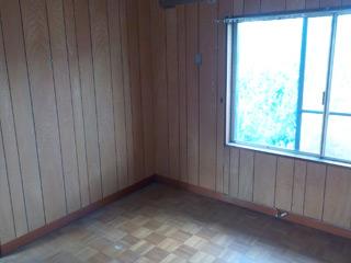 部屋7のアフター