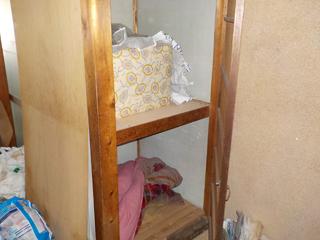 部屋2の押入れのビフォア