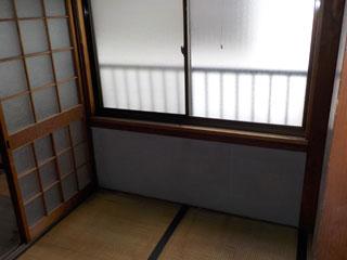2階物置のアフター