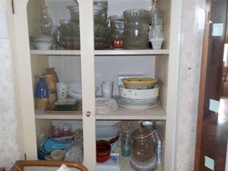 食器棚2のビフォア