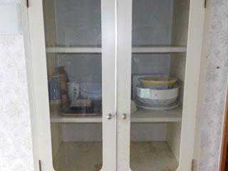 食器棚2のアフター