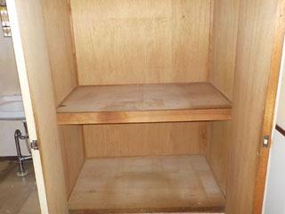 キッチン収納のアフター