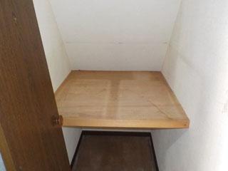 廊下納戸のアフター