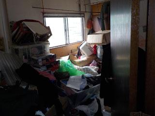 2階納戸のビフォア
