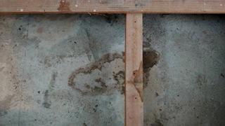 箇所2の床材撤去後