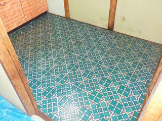 床撤去のビフォア