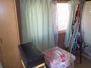 2階部屋5のビフォア