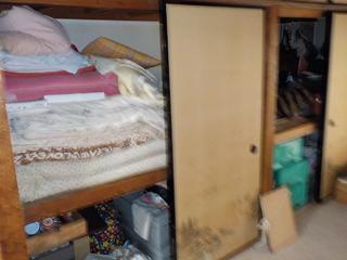 部屋2のビファア