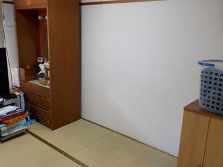 部屋5(お客様宅)のアフター