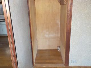 部屋1物置のアフター