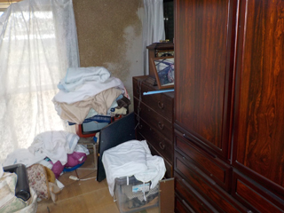 2階部屋2のビフォア