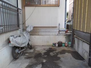 車庫1のアフター