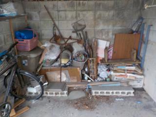 車庫2のビフォア