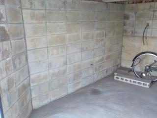 車庫2のアフター